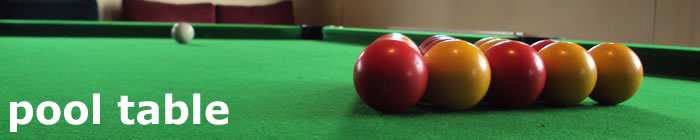 pool-green-baize